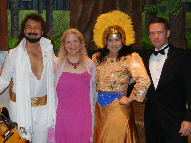 RADIANT ROSE ACTORS GUILD - EDMONTON 2013 - Magic Morenno - Leanne Boulton - Mahara Brenna - Alexander Prior