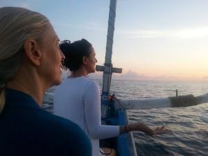 Mahara Brenna trip to BALI 2016 Minke de Vos and Shashi Solluna