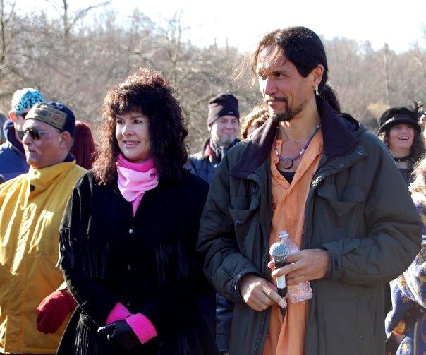 Mahara Brenna with Pepe Danza - Iqbal Ishani 604x503
