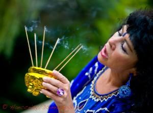 Mahara Brenna in SIDDARTHA 2011