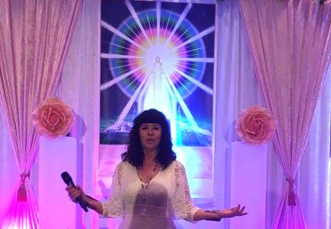 Mahara Brenna - MC for Radiant Rose Academy Conclave 2017
